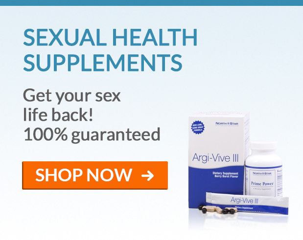 Sexual Health Supplements