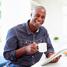 Healthy Prostate Support for Men