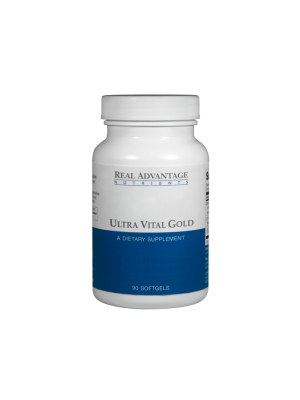 Ultra Vital Gold - Anti-Aging Supplement