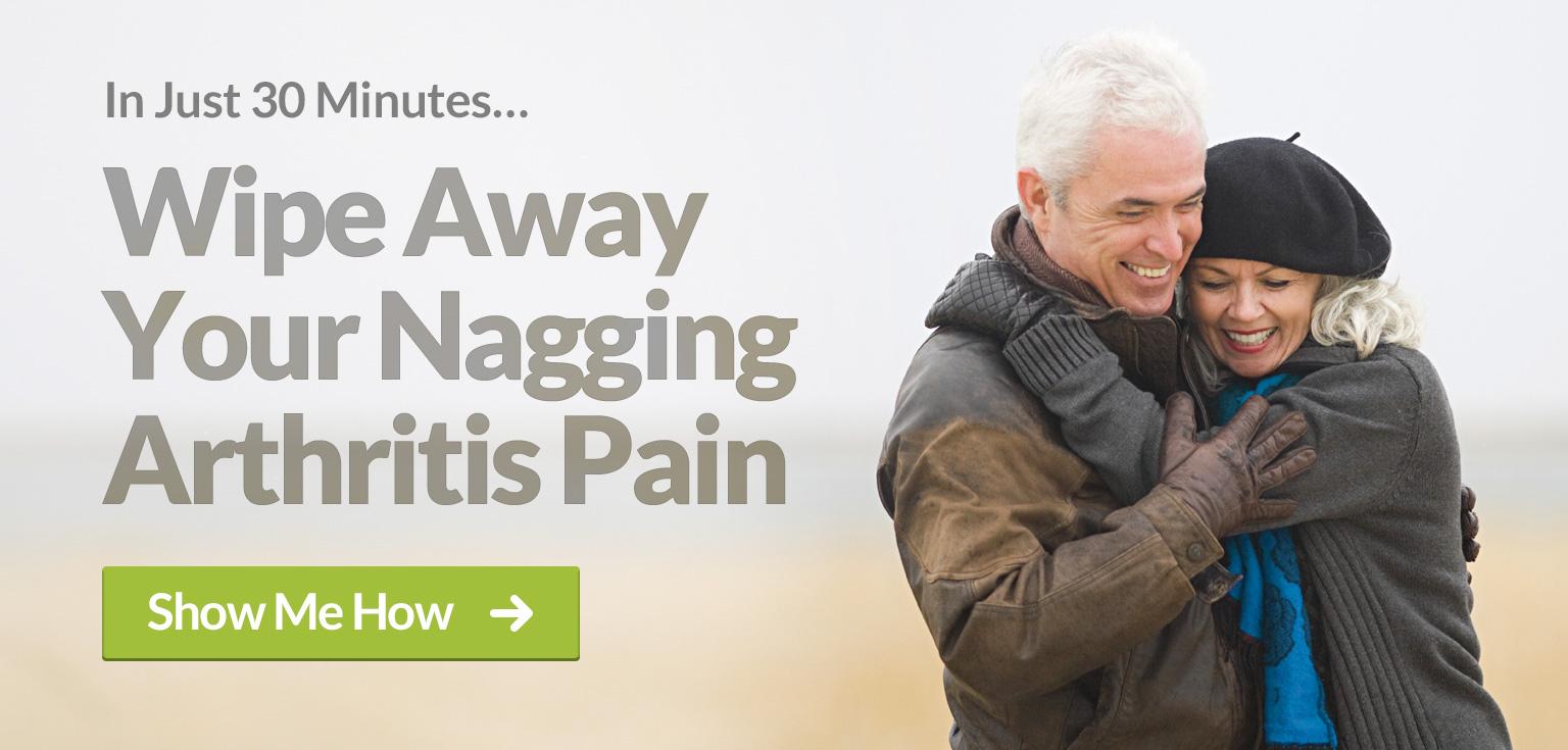 Arthritis Pain Relief - Arthritis Relief Cream