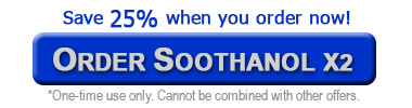 Order Soothanol X2 today, 25% off
