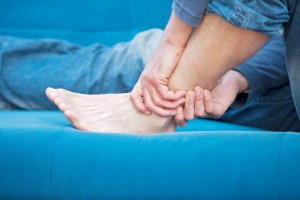 treatment ankle pain