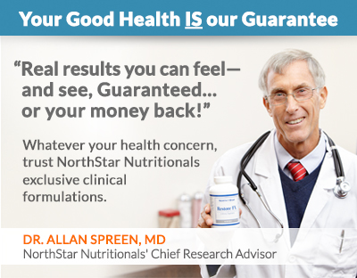 Meet NorthStar Nutritionals' Chief Research Advisor - Dr. Allan Spreen, MD